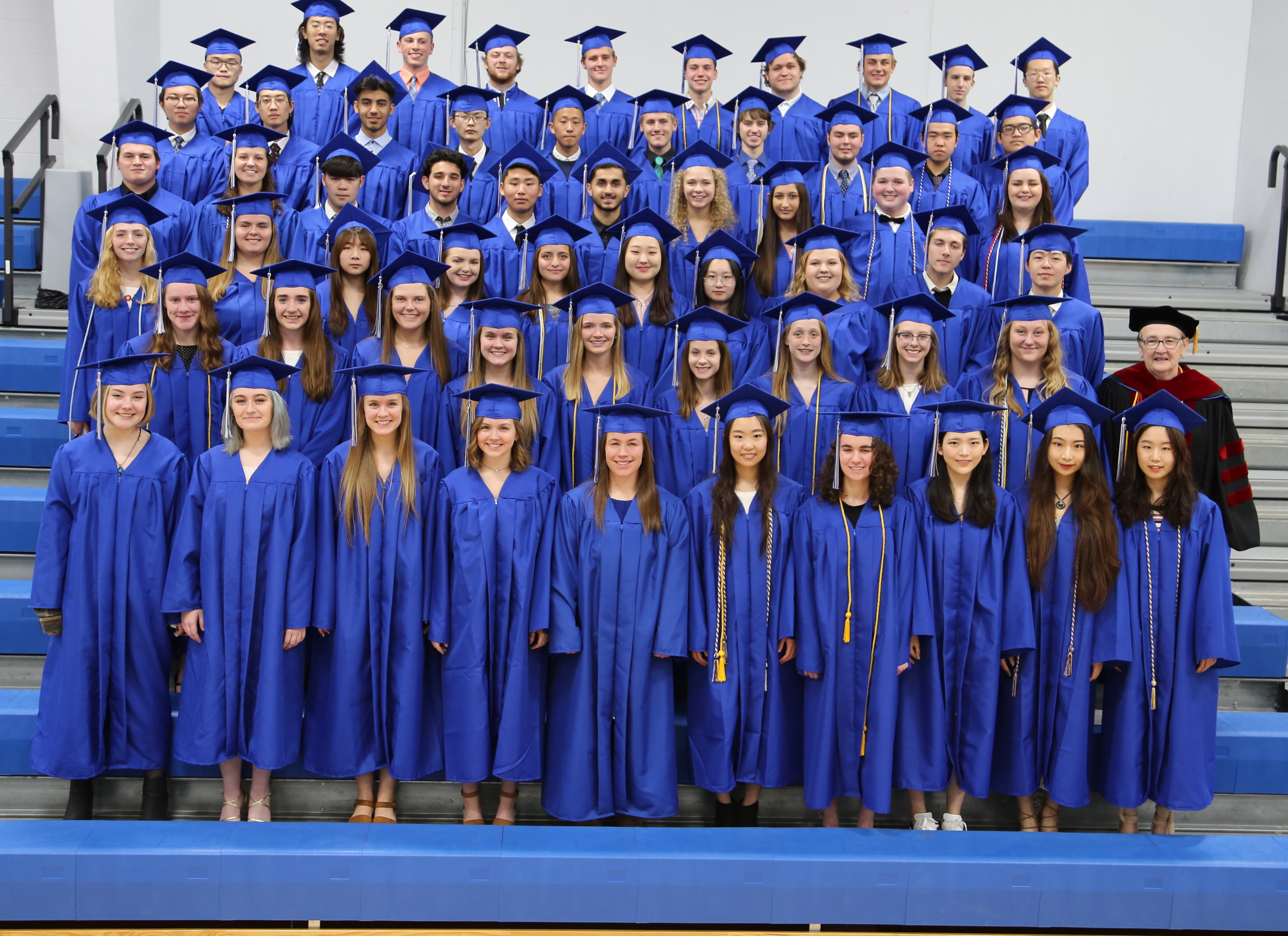 Class of 2019 Commencement Ceremony