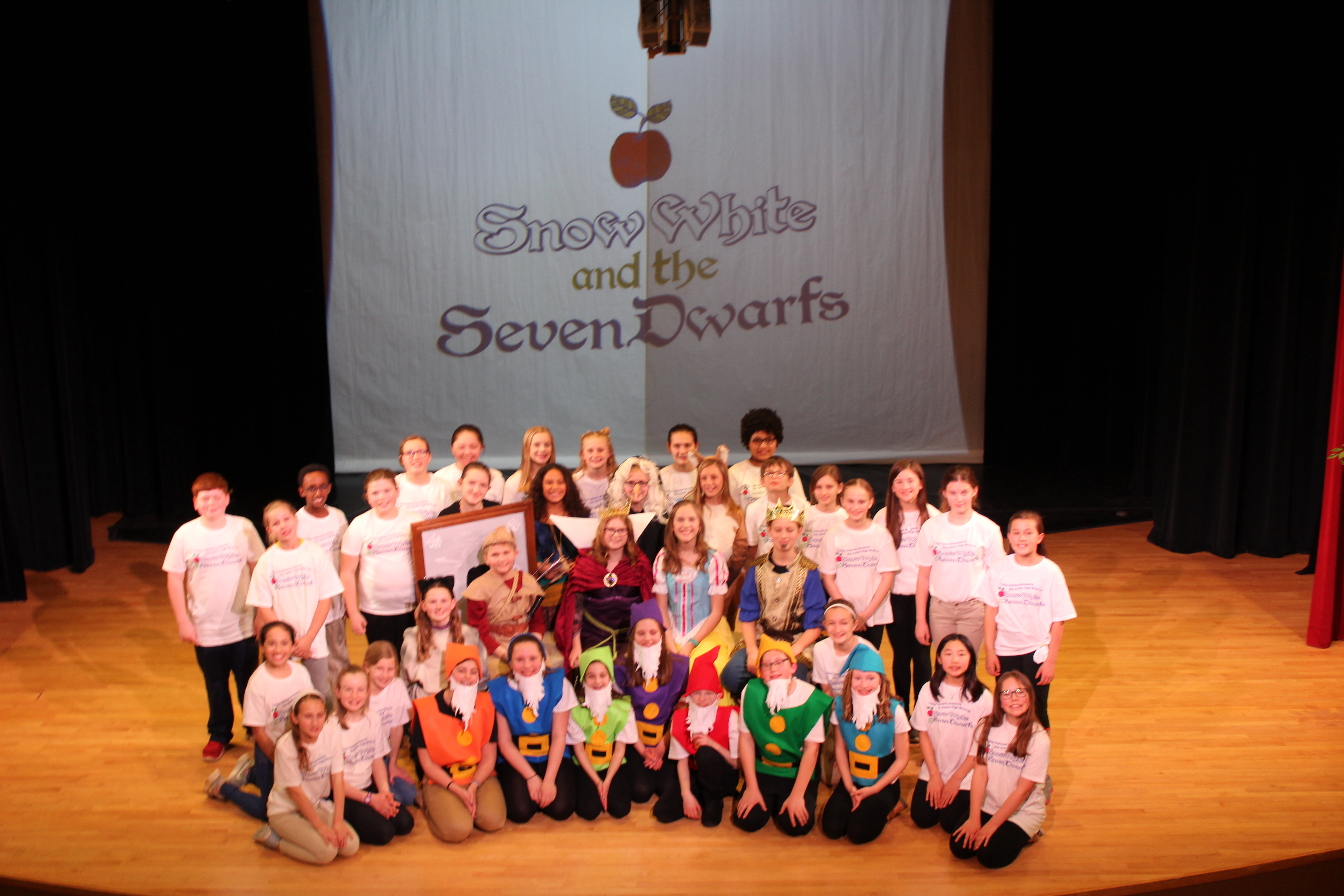 CJHS Musical 2019 - Snow White & the Seven Dwarfs