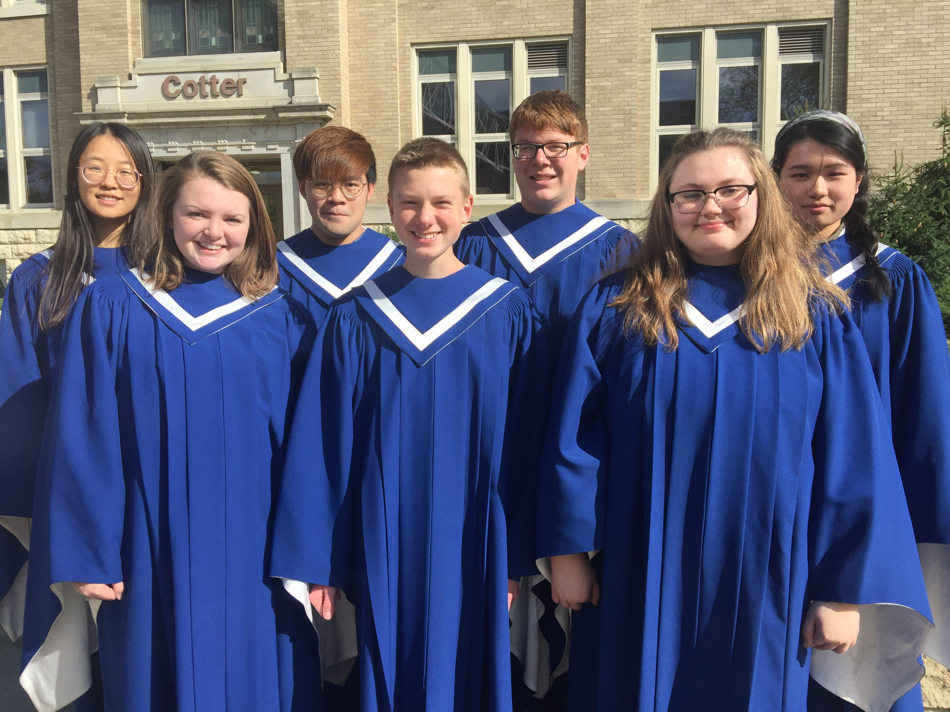 Choir Students Selected for Clearwater Honor Choir Festival