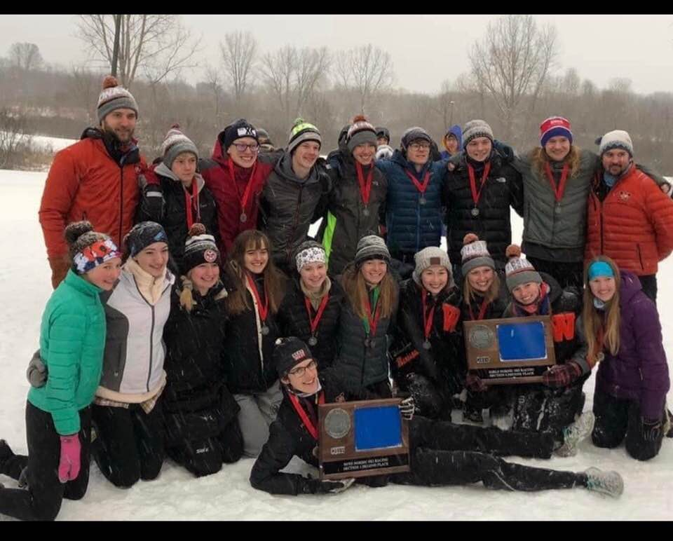Cotter Skiers Help Earn State Berth
