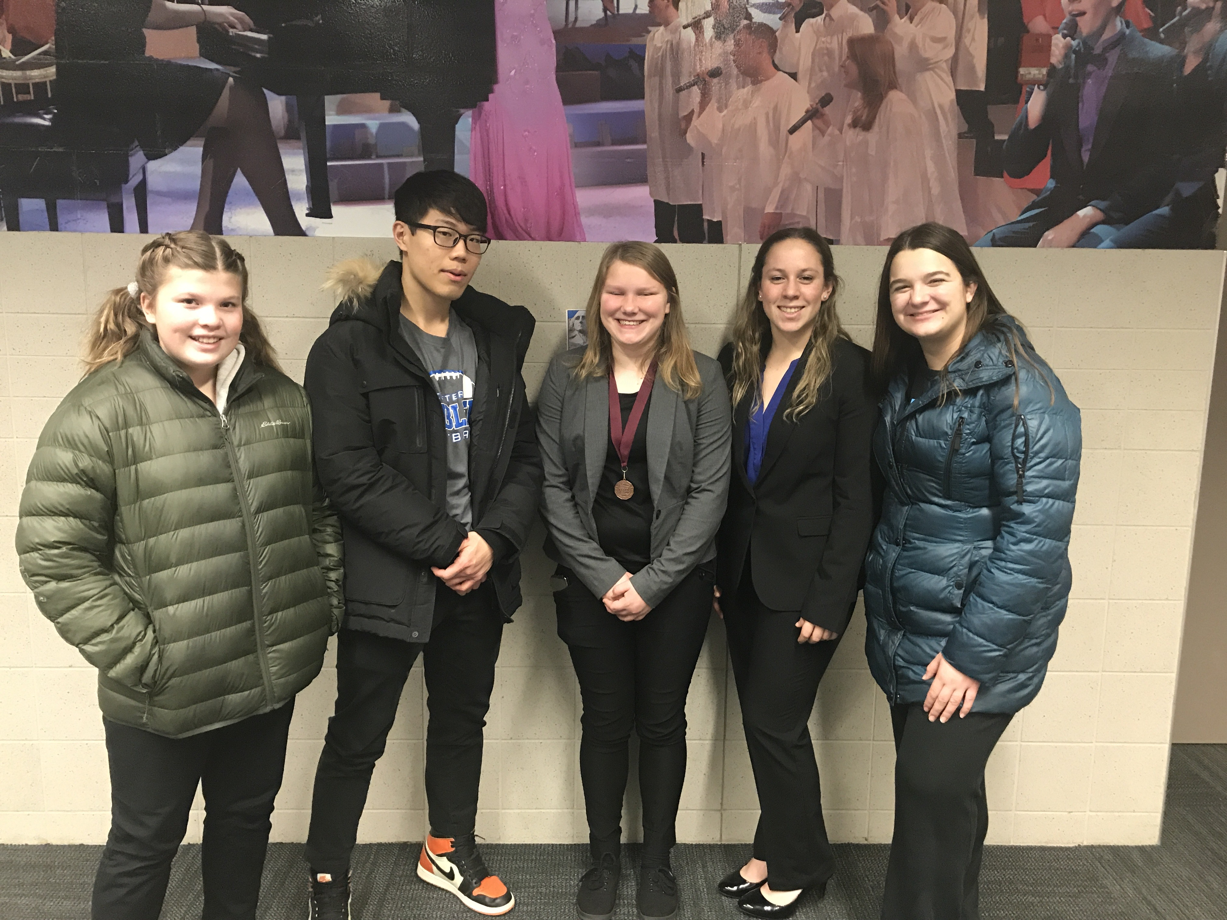 Hailey Biesanz Headed to Congressional Debate State