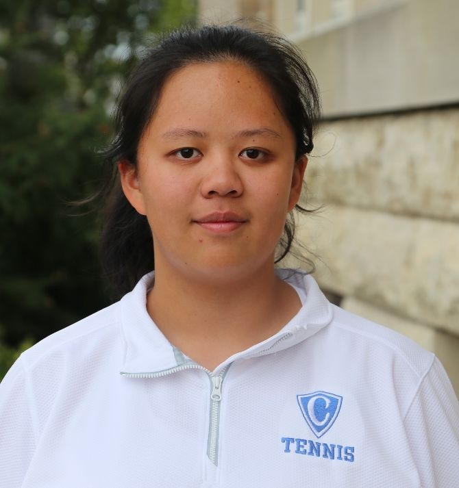 "Wenling ""Sherry"" - 10th Grade Boarding Student"