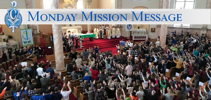 Monday Mission Message 8-19-19
