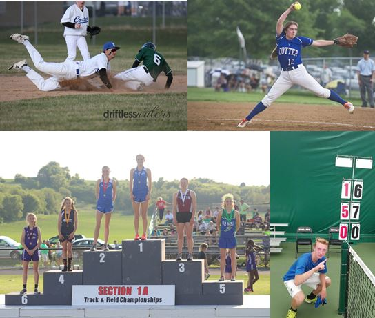 Spring Sports Recap & Awards