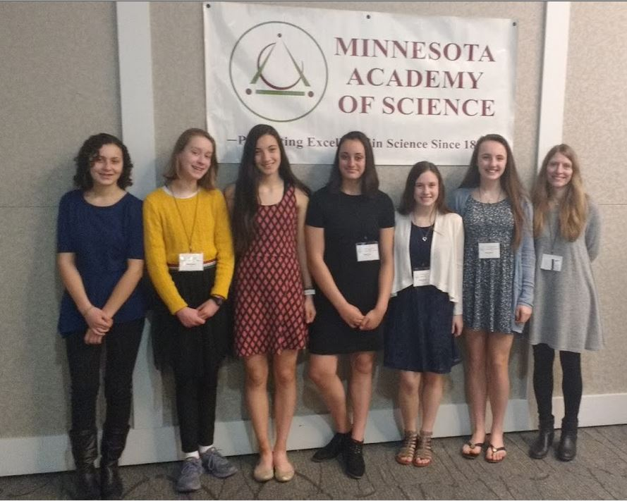Students Compete at State Science Fair